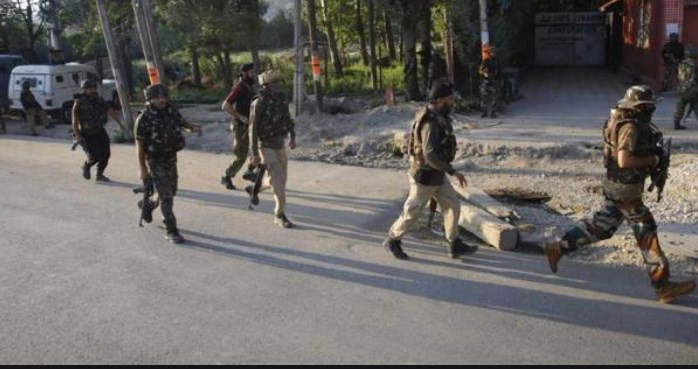 'Security forces conduct search operations in J-K's Samba, seize ammunition'