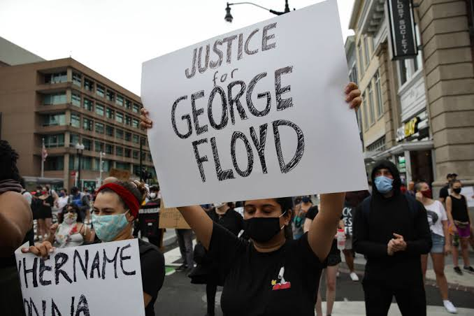 'George Floyd killing: Curfew announced in major US cities as race Protests escalate '