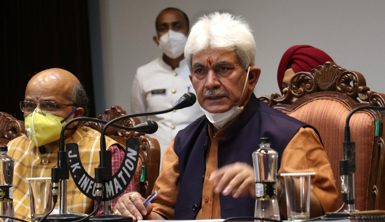'UT administration working to promote sports culture in J&K: LG Manoj Sinha'