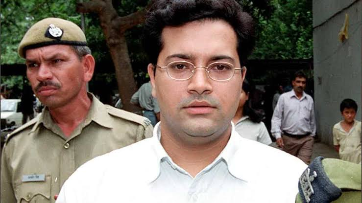 'Jessica Lal murder convict Manu Sharma released 3 years early on grounds of good behaviour'